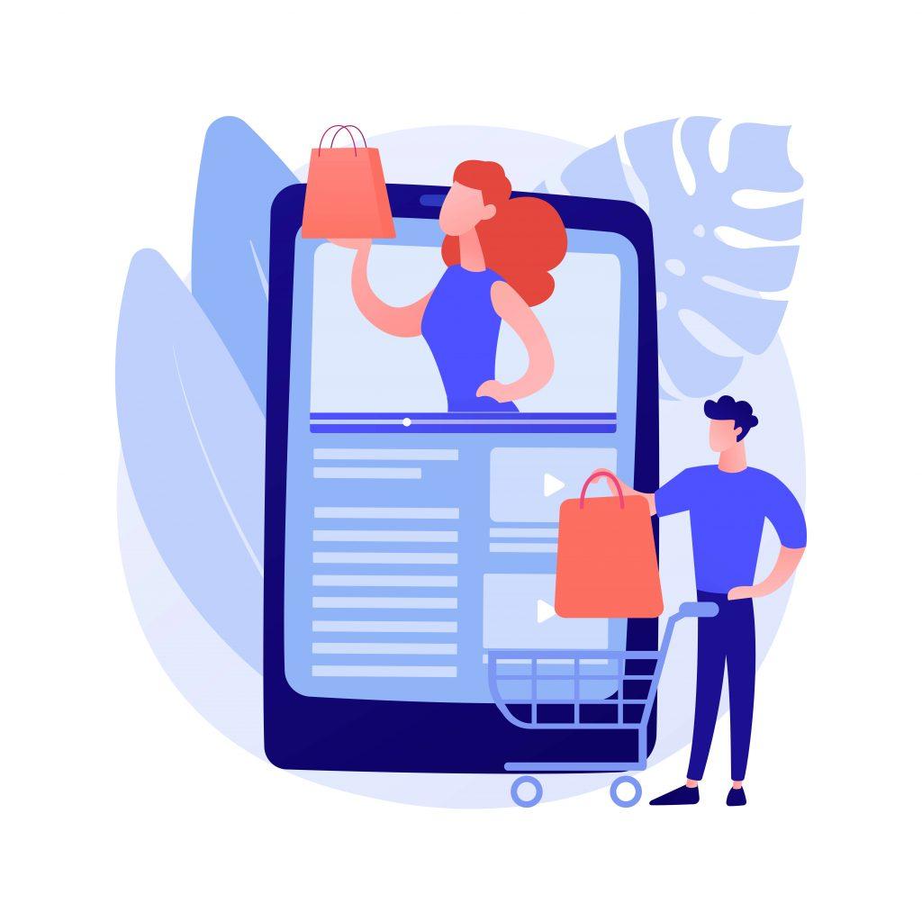 comprar por tienda online