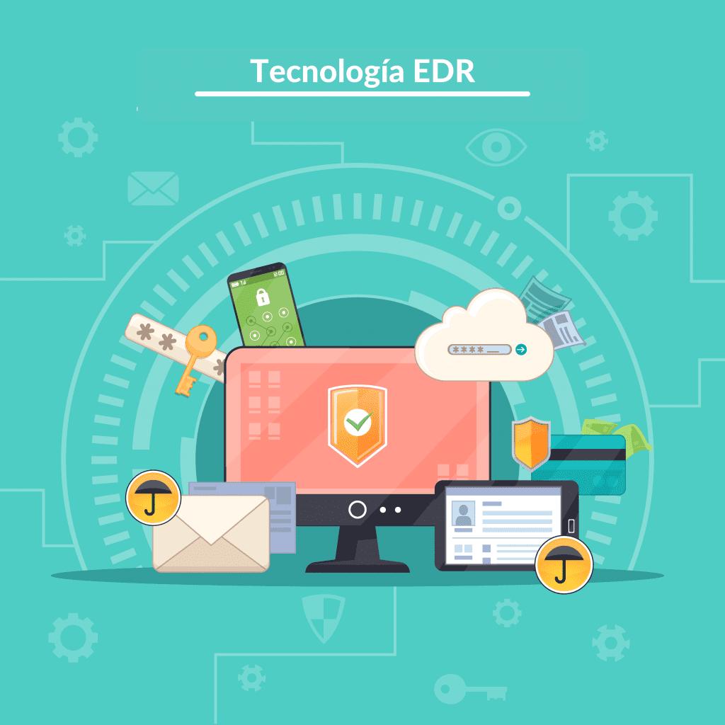 Tecnología EDR